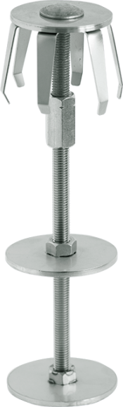 Wechselpoller mit FERRADIX Lockfix TOP safe
